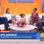 Shaq-splaining! Shaquille O'Neal explains his words of wisdom