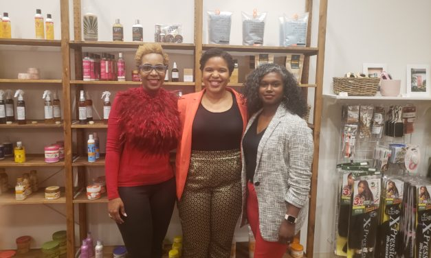 "EmpowerHer"" The Price of Being The Strong Black Woman Hosted by African American Chamber of Commerce"