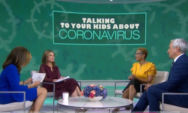 Hoda and Jenna Show- How To Talk With Kids About Coronavirus?