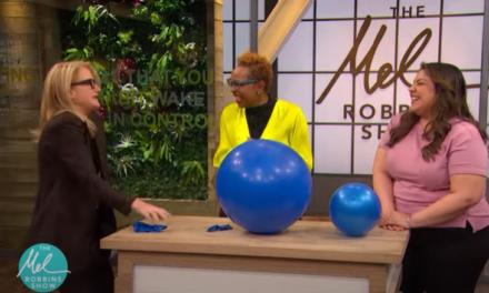 On The Edge of Burnout | The Mel Robbins Show| Dr. Argie Allen Wilson