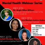 May 6, 2020 | QCA Delta Flyer Mental Health Webinar Series COVID19