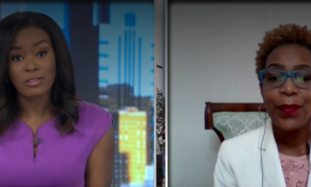 Dr. Argie Allen Wilson Joins CBS3 Anchor  Janelle Burrell | 'We Have To Stay In This Courageous Conversation To Discuss Unrest Across US