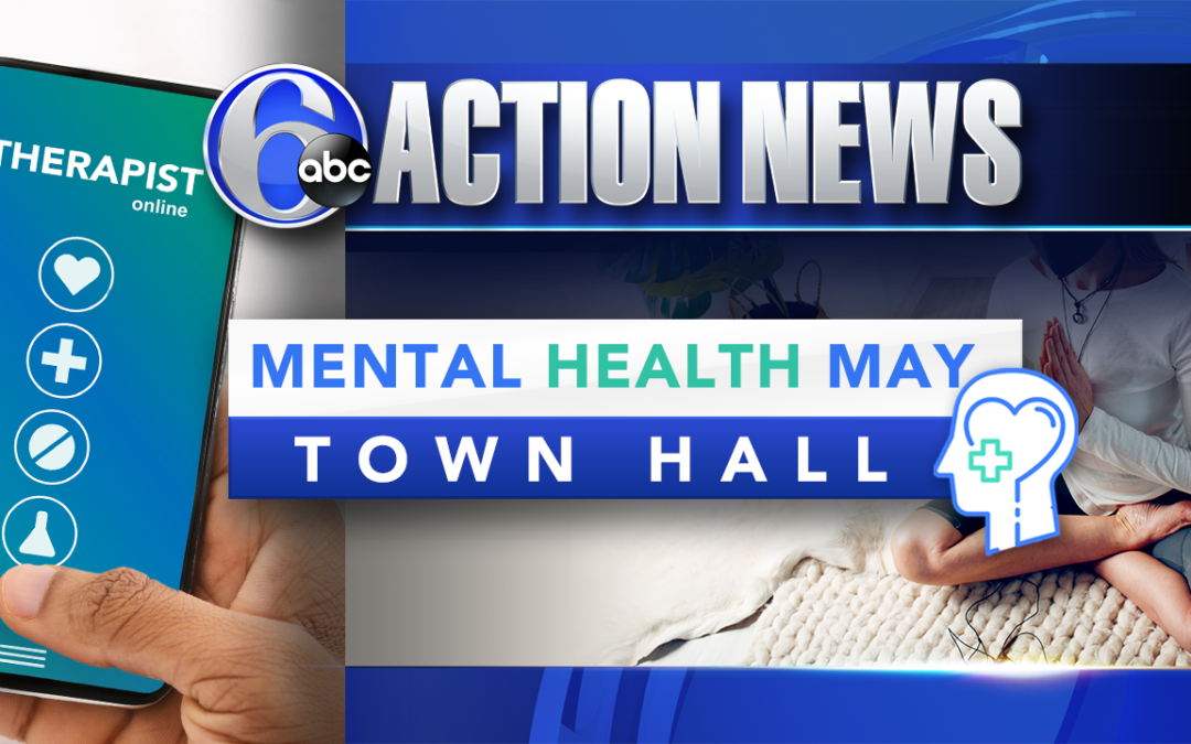 Minding Your Mental Health – A 6abc Town Hall